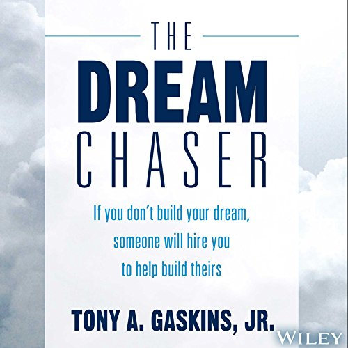 The Dream Chaser audiobook cover art