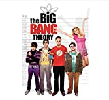 NDSLJSLQT Leinwandplakat The Big Bang Theory Poster