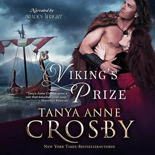 Viking's Prize audiobook cover art