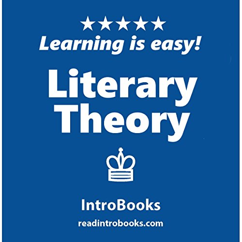 Literary Theory audiobook cover art