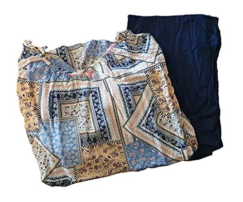 Infiore Pijama de mujer Primavera Verano Color 1 40
