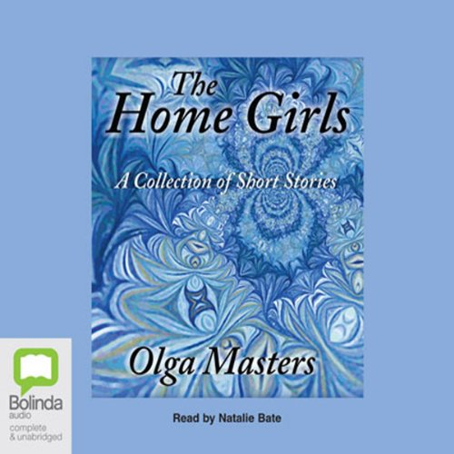 The Home Girls audiobook cover art