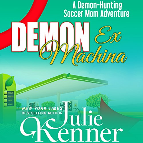 Demon ex Machina cover art