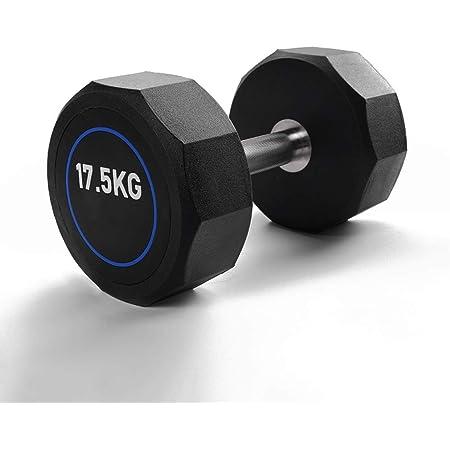 Dumbbell Set Hexagon Dumbbell Home Exercise Workout Wight in 5kg//7.5kg//10kg UK