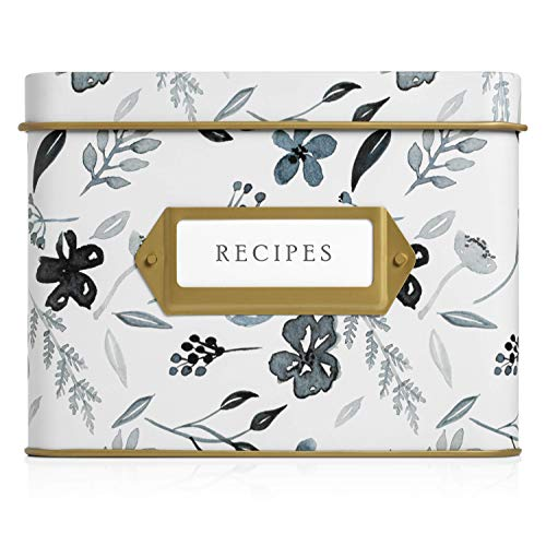 locking recipe box - 4