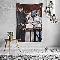 Ritual ファッションインテリアデコレーション多機能ベッドルームパーソナリティギフト内壁ハンギングルームカーテンギフトウォールアートファッション新館ウェディングギフトかわいい風景10925