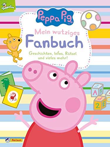 Peppa: Mein wutziges Fanbuch (Peppa Pig)