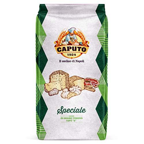 farina Caputo Special '0' 25 kg verde