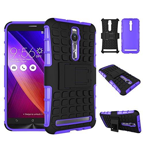 pinlu® Funda para ASUS ZenFone 2 ZE551ML / ZE550ML (5.5pulgada) Smartphone Doble...