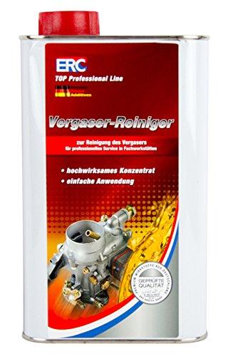 1 X 1L ERC Vergaser Reiniger zur Anwendung in professionellen Werkstätten Bike 52-0115-10