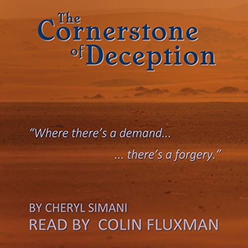 The Cornerstone of Deception audiobook cover art