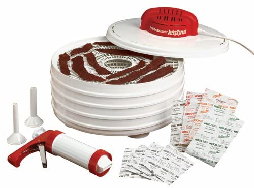Nesco JerkyXpress dehydrator Max 43% OFF 14 White inches Spring new work one after another X 9.75