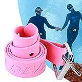 Fishawk Cintura in Vita con fettuccia per Immersioni, Cintura con Pesi per Immersione, Acc...