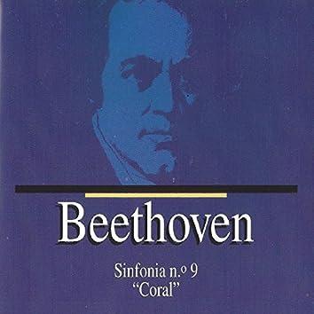 "Beethoven sinfonia No. 9 ""Coral"""