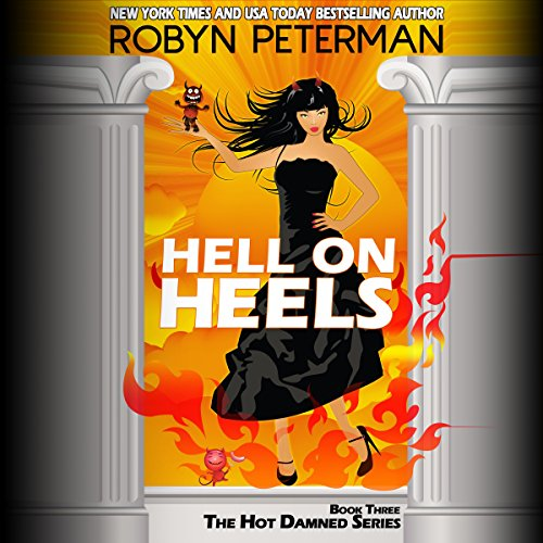 Hell on Heels audiobook cover art