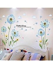 Esmee Loto Pegatinas de Pared con para salón, Oficina, baño, Cocina, Dormitorio, decoración del hogar