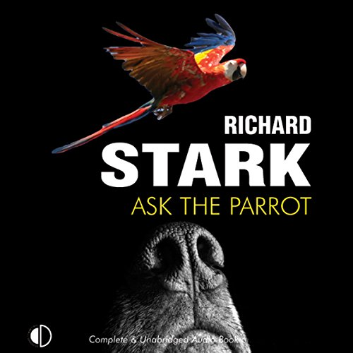 Ask the Parrot audiobook cover art