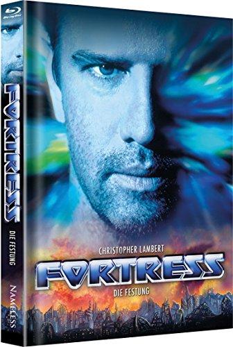 FORTRESS - Die Festung - Limited Lambert Mediabook Cover B (AUSVERKAUFT) - Blu-ray