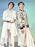 【亀と山P】ポスター SI FRAGMENT × GOD SELECTION XXX ドームツアー2020 亀梨和也 山下智久 + 公式写真 1種 セット