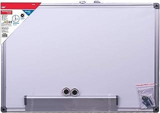 MP - Pizarra Blanca Magnética - 60x90 cm: Amazon.es: Oficina y papelería