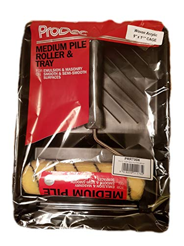 ProDec Roller Kit 22,9cm Zoll/225mm x 3,8cm Zoll Tiger Stripe Medium Flor prrt004