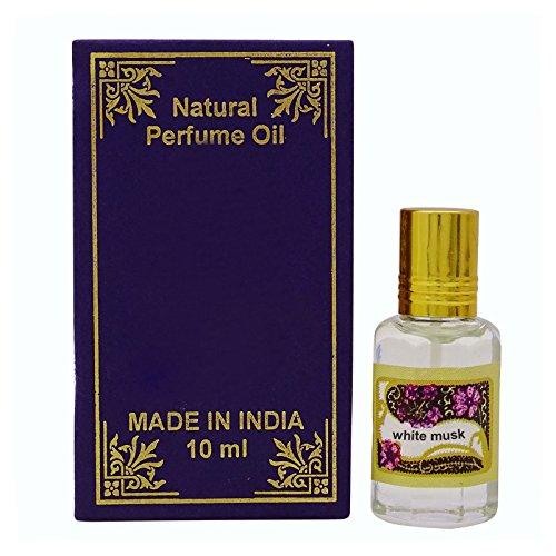 Weißer Moschus Duftöl 100% reinen und natürlichen Parfümöl - 10 ml