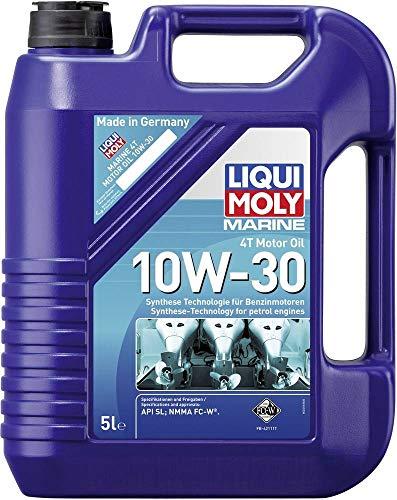 LIQUI MOLY 25023 Marine 4T Motor Oil 10W-30 5 l