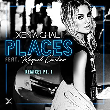 Places Remixes, Pt. 1