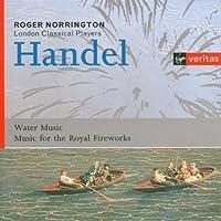Handel:Water Music/Royal Fi