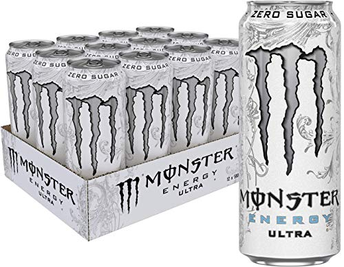 Monster Energy Ultra Cans, 12x500ml