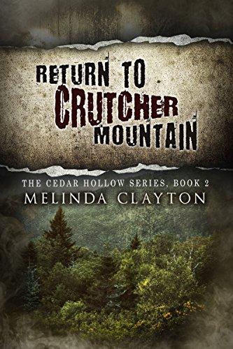 Book: Return to Crutcher Mountain by Melinda Clayton