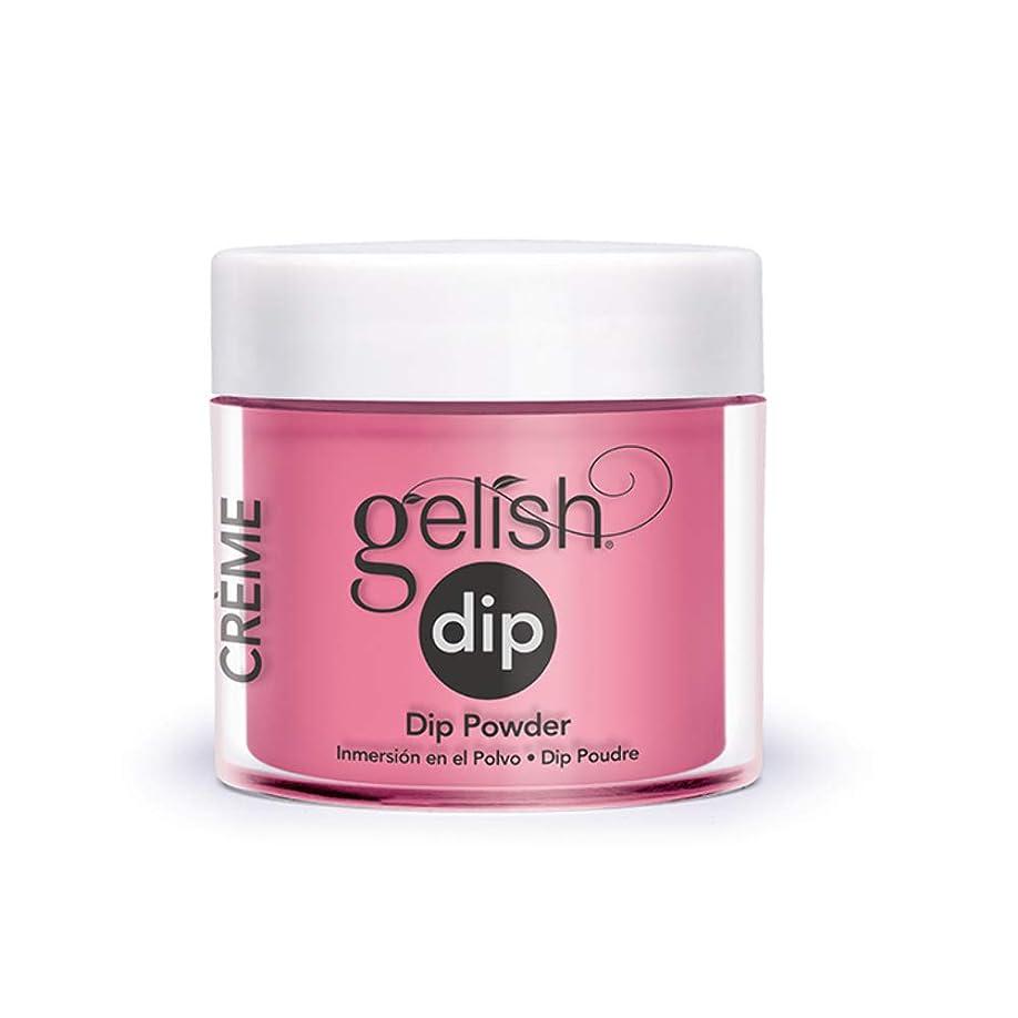 解釈するネックレス警告Harmony Gelish - Acrylic Dip Powder - Make You Blink Pink - 23g / 0.8oz