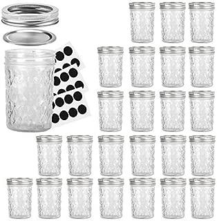Best 8 oz mason jars bulk Reviews