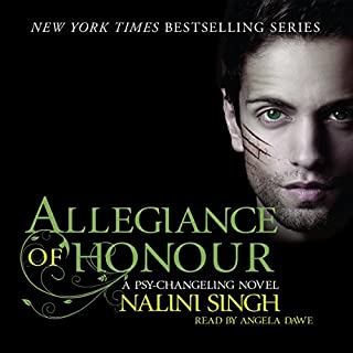 Allegiance of Honour cover art