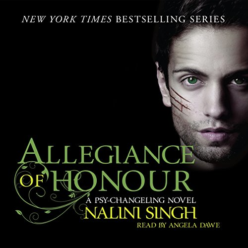Allegiance of Honour audiobook cover art