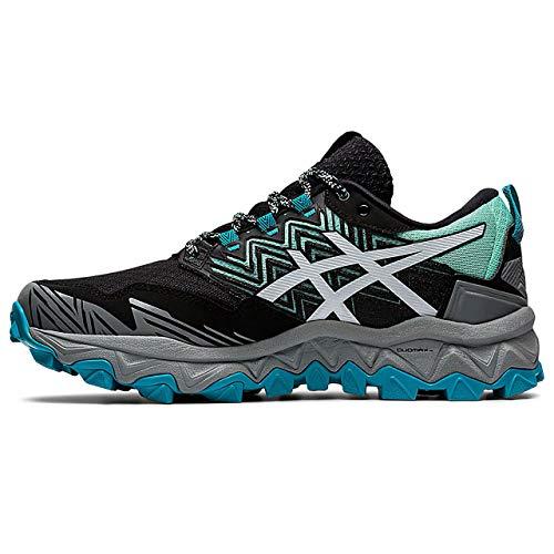Asics Gel-Fujitrabuco 8 G-TX, Running Shoe Mujer, Blanco, 38 EU