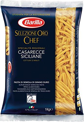 Barilla Selezione Oro Chef Casarecce Siciliane, 9er Pack (9 x 1kg)