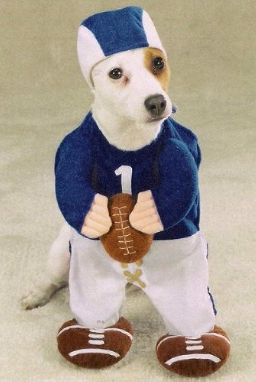 Football Fever XSMALL Dog Puppy Halloween Costume