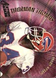 1994 Action Packed Warp Speed #WS3 Thurman Thomas NFL Football Trading Card