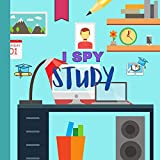 I Spy Study: Toddlers Fun Kindergarten Picture Idea Activity Workbook; Early-learning Study Activities Book(Ages 3-5) (English Edition)