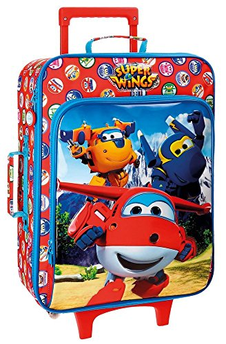 Maleta de cabina Super Wings Mountain