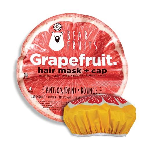 Bear Fruits Bond Antioxydant Pamplemousse Masque Capillaire + Charlotte pour Cheveux 20 ml
