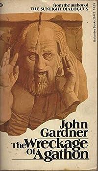 The Wreckage of Agathon 0345224728 Book Cover