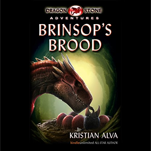 Brinsop's Brood audiobook cover art