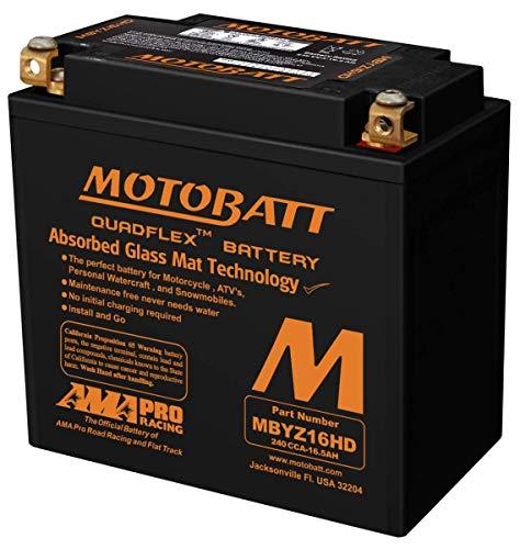 Batería MBYZ16HD Motobatt BQ041