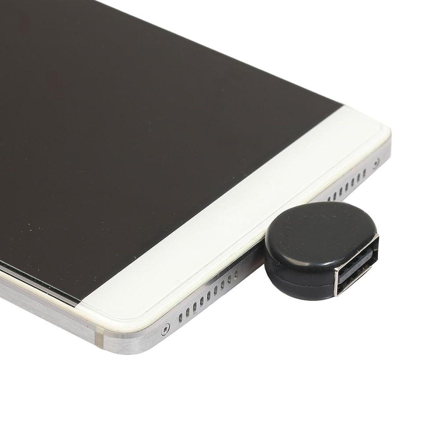 ショッピングセンターうめき生ftxj Micro USBオスto USB 2.0アダプタOTGコンバータfor Androidタブレット電話