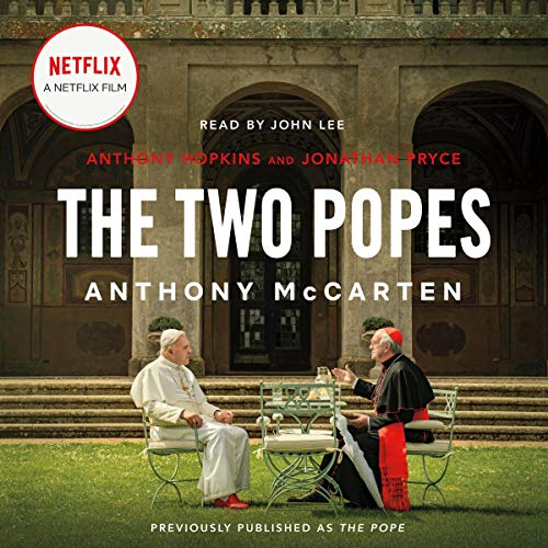 The Two Popes audiobook cover art