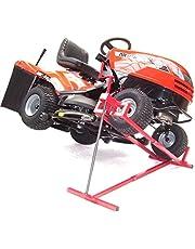 XXL Grasmaaier lift 400 kg zitmaaier hefinrichting reinigingshulp hefbrug AWZ reinigingshulp, grasmaaier zitmaaier oprijplaat