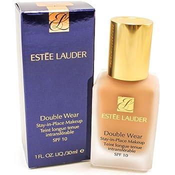 Estee Lauder Double Wear Stay-In Place Maquillaje 3N1 Marfil Beige 1.0 onzas líquidas