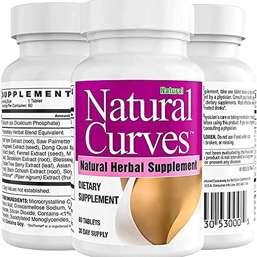 Breast Enlargement Pills Natural Curves #1 Breast Enhancement Pills